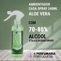 Ambientador Casa Spray Vintage 240ml- Aloe Vera