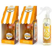 Pack Ambientadores Casa 2unds 50ml + 1und 240ml- Mango